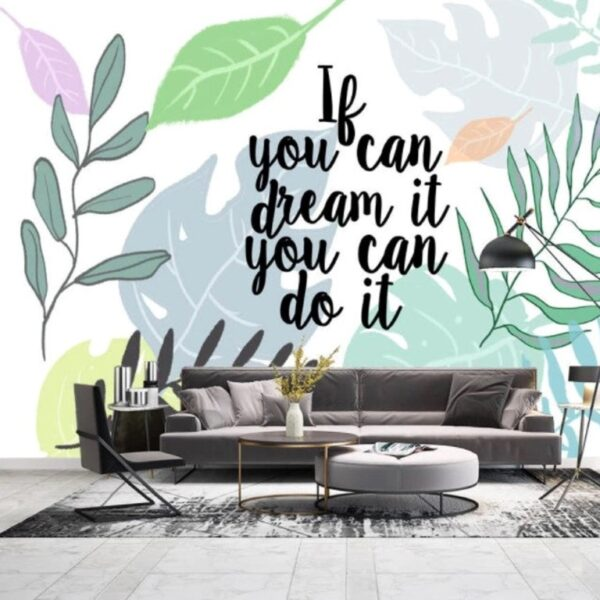 Dream Wall Murals Wallpaper