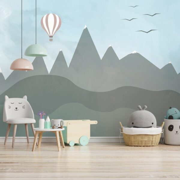 A Summer Day Wall Murals Wallpaper