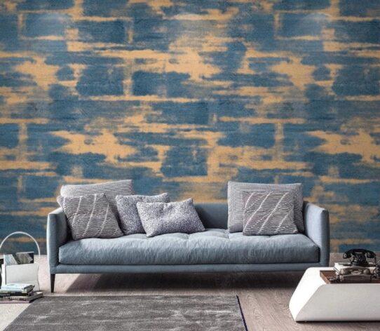 Abstract Brick Design Wall Murals Wallpaper