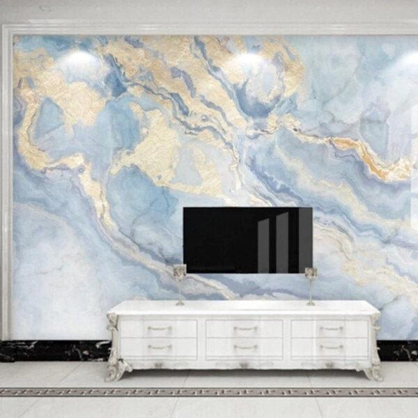 Fluid Water Wall Murals Wallpaper