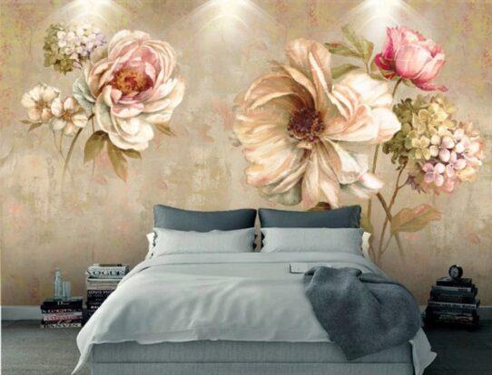 European Style Wall Murals Wallpaper