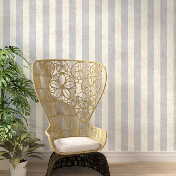 Geometric Lines Wall Murals Wallpaper