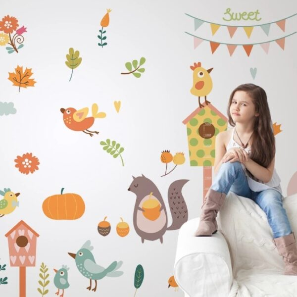 Fruit Plants Wall Murals Wallpaper