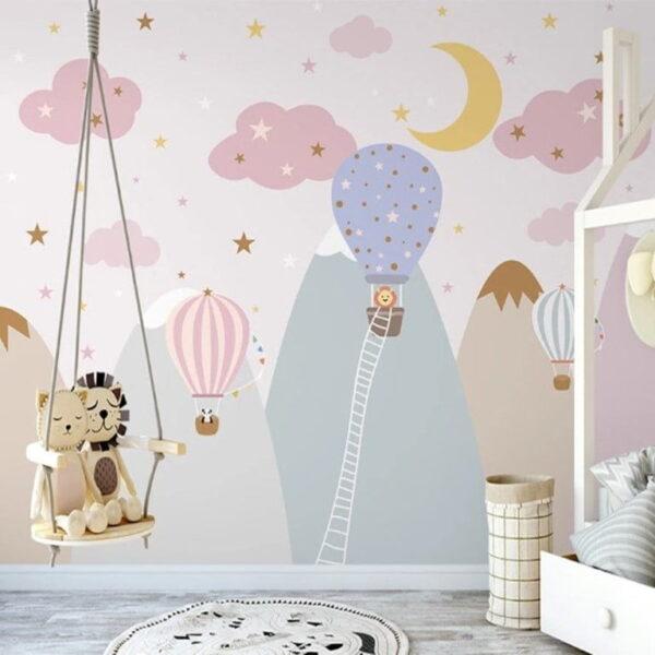 Crescent Wall Murals Wallpaper