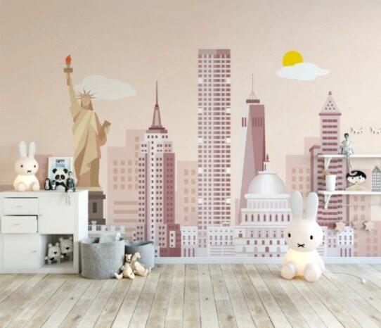 New York Wall Murals Wallpaper