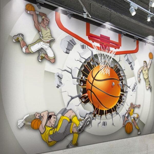 Dunk Wall Murals Wallpaper