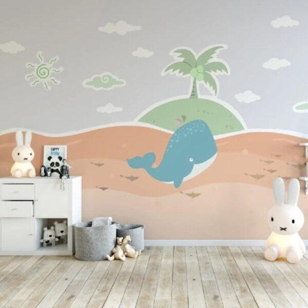 Island Wall Murals Wallpaper